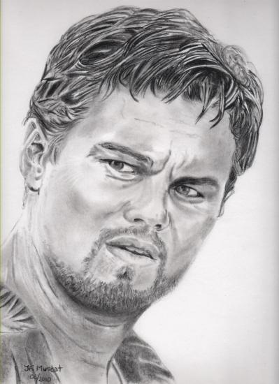 Leonardo DiCaprio por jfm